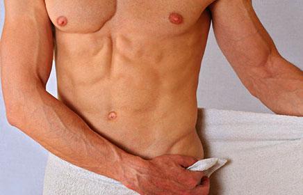 Erkek Genital Bölge Lazer Epilasyon